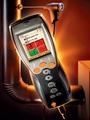 Analyseur de combustion de chaudière