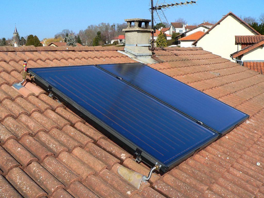 2 Capteurs solaires, plans