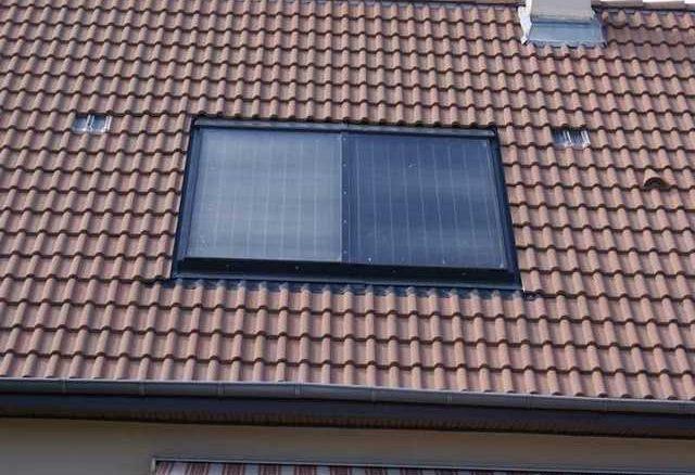 Chauffe eau solaire individuel (CESI)